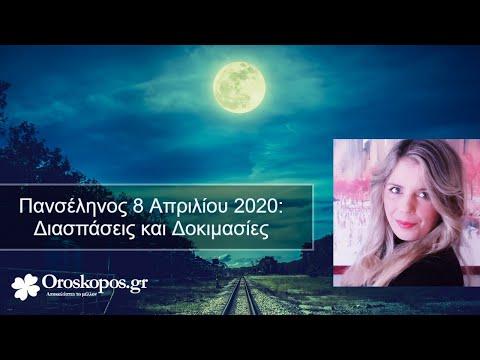 Πανσέληνος Απριλίου 2020 Τα ζώδια και οι Προβλέψεις τους