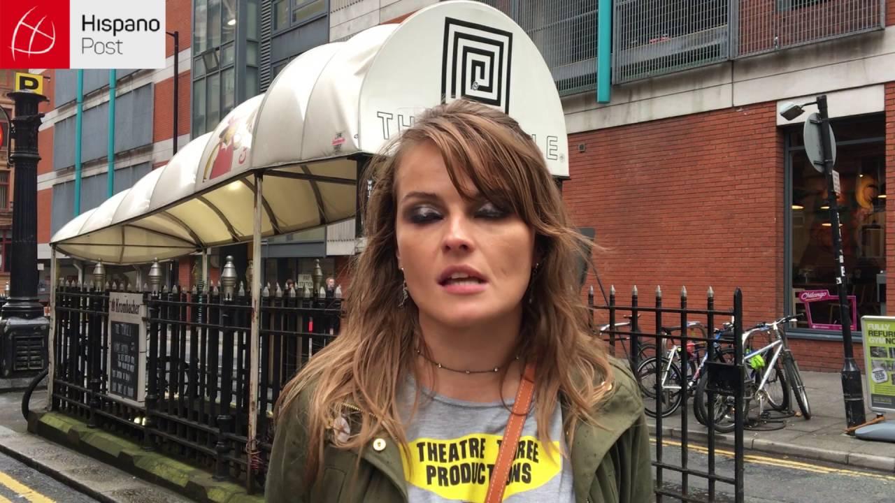 Gloria Álvarez pide tolerancia para las personas sexodiversas