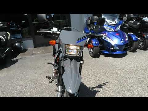 2020 Suzuki DR200S in Sanford, Florida - Video 1