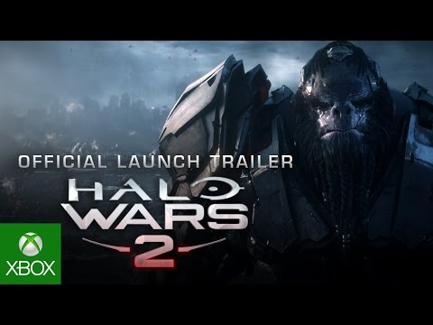 Halo Wars 2: Official Launch Trailer thumbnail