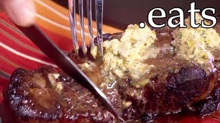 Professional Chefs Best Butter Steak Recipe!