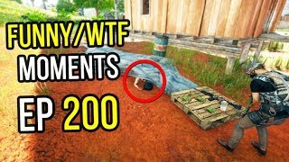 PUBG: Funny & WTF Moments Ep. 200