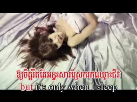 M vol 9 sey lalin= only when sleep 08 10