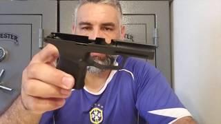 Comprei uma SIG SAUER P365 9mm de porte - Самые лучшие видео