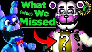 Game Theory: FNAF, The Answer was RIGHT IN FRONT OF US (Five Nights at Freddys Sister Location)