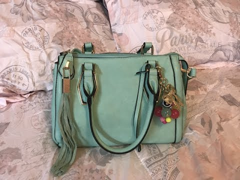 Quick review on my $19.99 purse from Ross.
