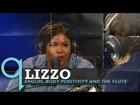 Lizzo Talks About Emojis, Body Positivity, And Playing The Flute - Q On Cbc