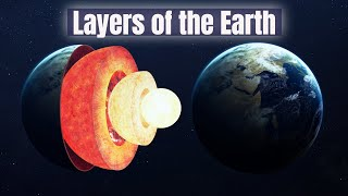 Layers of the Earth based on chemical composition and physical properties