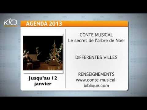 Agenda du 13 décembre 2013