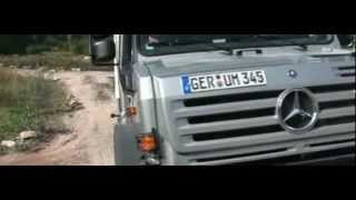 preview picture of video 'Unimog-Museum Gaggenau'