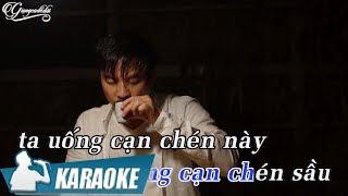 karaoke-can-chen-tinh-sau-quang-lap-beat-tone-nam