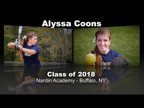 Alyssa Coons Softball Recruitment Video - Class of 2018