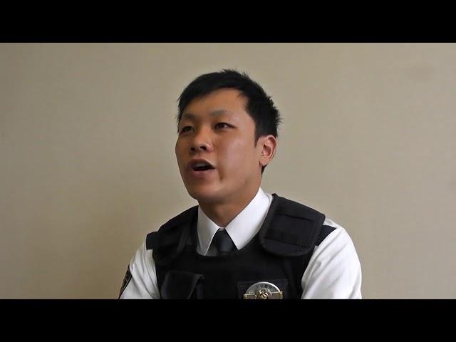 【山形県警察採用動画】COME ON! 新・採用ニュース(交番勤務)