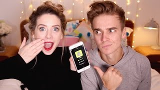 Download Youtube: The Suggs Snapchat Q&A | Zoella