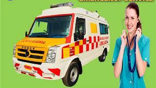 Use Amazing ICU Road Ambulance in Adarsh Nagar and Ashok Nagar (Ranchi)