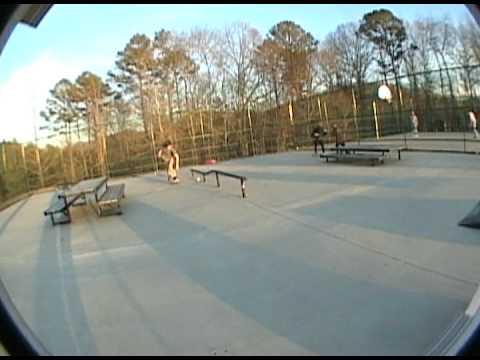 Gage Putnam at Meeks Park