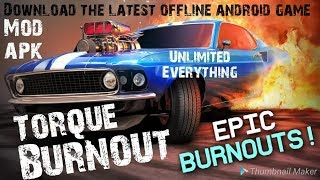 torque burnout mod apk everything unlocked