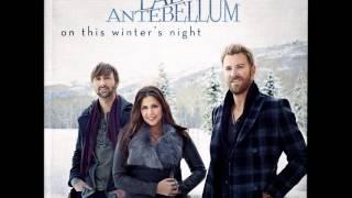 Let It Snow, Let It Snow, Let It Snow by Lady Antebellum (Album Cover) (HD)