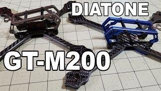 Diatone GT-M200 Frame Review ????