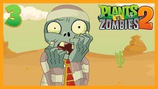 Plantas vs Zombies 2 Animado Capitulo 3 ☀️Animación 2018