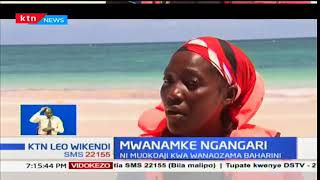 Mwanamke Ngangari: Mary Njeri-muokoaji katika bahari ya Hindi