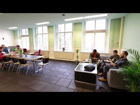 Video Kromme Nieuwegracht 3 Utrecht Centrum