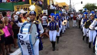 BANDA FANFARRA OLGA BARRETO - Desfile do conjunto João Alves - N.Sªdo Socorro SE - 12/09/2015
