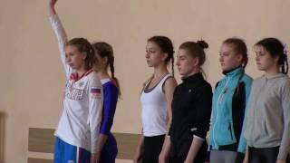 Всероссийская олимпиада школьников  по физкультуре.Ульяновск 2017