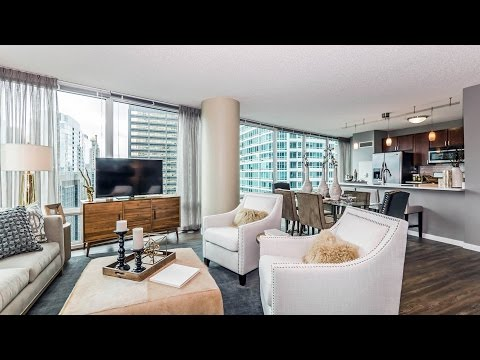 Video tour – luxury apartments in Streeterville