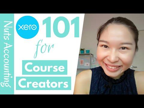 Xero Training - Introduction to Xero Accounting for Course Creators ...