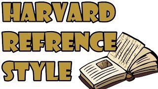 HARVARD style   Referencing an ONLINE JOURNAL ARTICLE YouTube