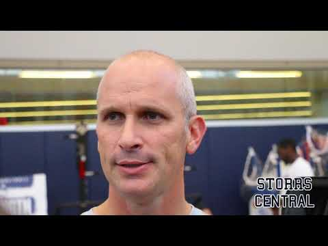 Dan Hurley and Christian Vital talk about their relationship