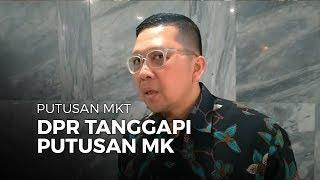 Komisi II DPR Tanggapi MK yang Perbolehkan Eks Napi Koruptor Ikuti Pilkada