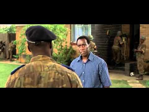 Hotel Rwanda (Cut The Tall Trees/First Scenes Of Genocide)