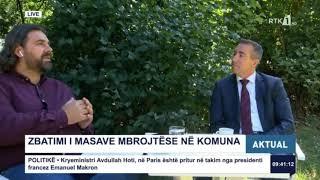 Aktual- Zbatimi i masave mbrojtëse kundër përhapjes së COVID-19 nëpër komuna 08.07.2020
