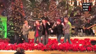 Backstreet Boys - It's Christmas Time Again (LIVE)