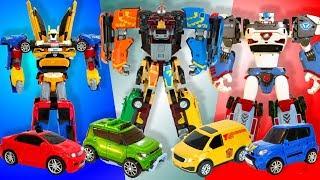 Тоботы Трансформеры. Все Tоботы интеграции: Тобот Титан, Тритан, Кватран, Дельтатрон и Гига 7