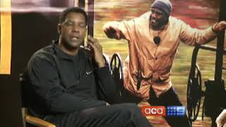 Denzel Washington OWNS Journalist During Interview