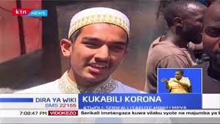 Polisi wa Nakuru wazingatia masharti ya kupambana na Korona