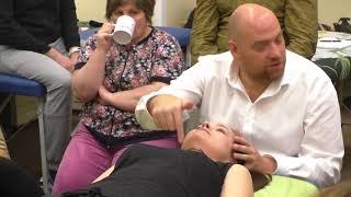 Висцеральная остеопатия: работа с эндокринной системой