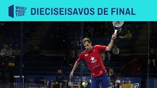 Resumen Dieciseisavos De Final Logroño Open 2019 | World Padel Tour
