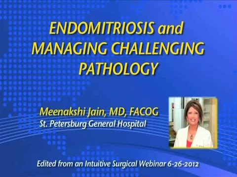 Endomitriosis and Managing Challenging Pathology
