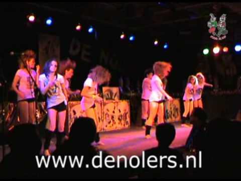 Dansgarde showdans 2009 -Nölers pronkzitting 2009