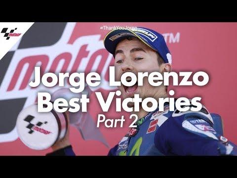 【引退するホルヘ・ロレンソの特集動画】MotoGPを引退するホルヘ・ロレンソの歴史