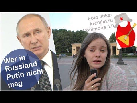 Wer in Russland Putin nicht mag [Video]