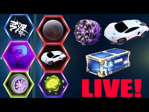 ROCKET LEAGUE - LATE STREAM - THE WAIT FOR DROPSHOT BEGINS! (Sub games + More)