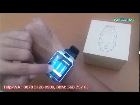 Video Telpon dan SMS pake Jam Tangan Pintar SmartWatch U9 seri terbaru harga lebih murah, 087851260909