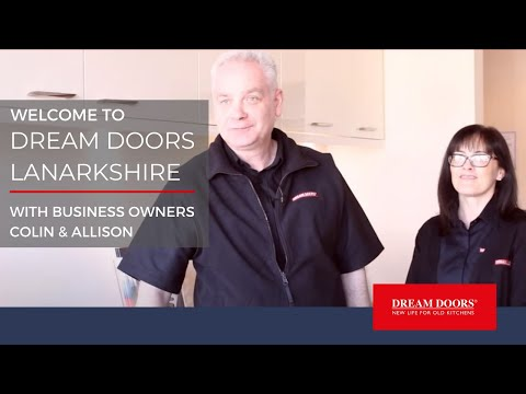 East Kilbride & Hamilton Kitchen Showroom video