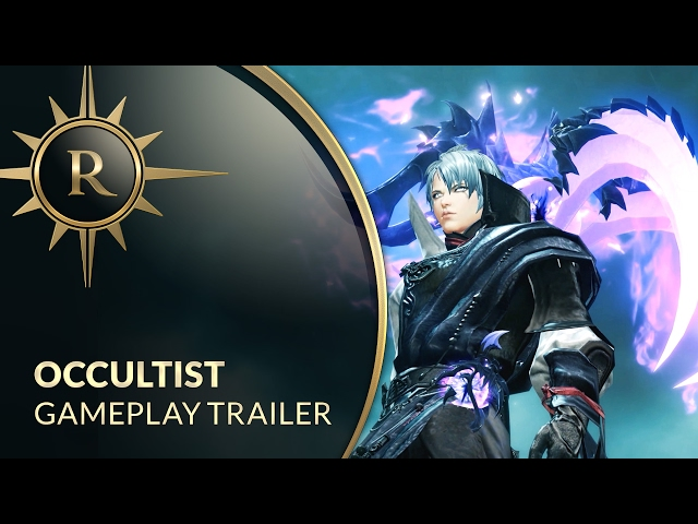 Revelation Online - Occultist Gameplay Trailer