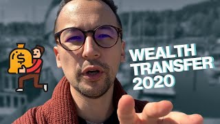How to Get on the Right Side of The 2020 Wealth Transfer